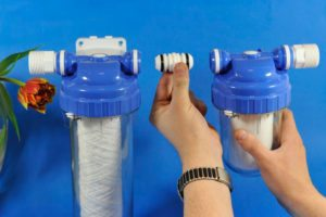 Фильтры для воды для посудомоечной машины