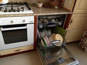 Можно ли ставить посудомойку рядом с плитой