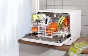 Обзор посудомоечных машин на 6 комплектов