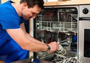 подготовка посудомойки к перевозке