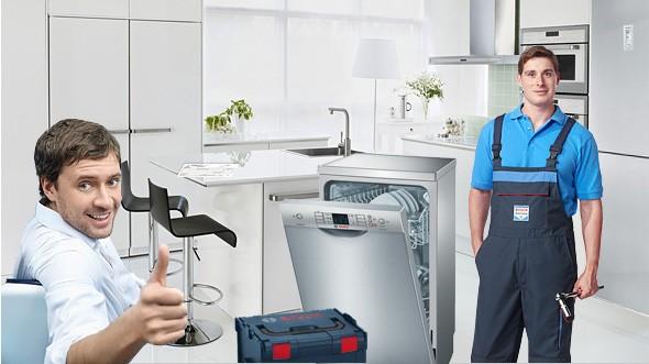 Посудомойка выключается во время работы