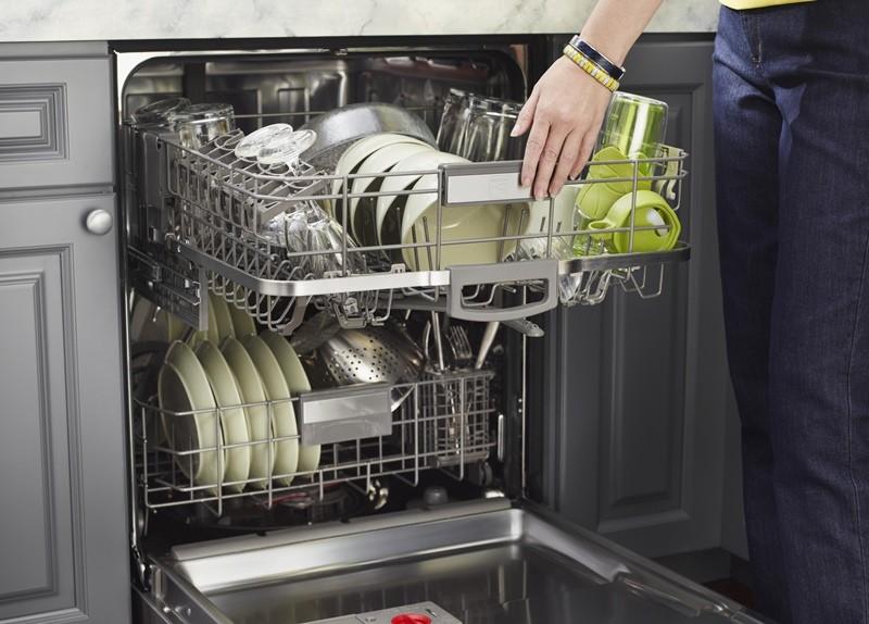 Самые тихие и бесшумные посудомоечные машины