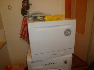 ПММ на стиральной машине