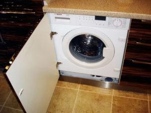 Обзор встраиваемых стиральных машин Бош