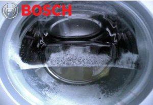 Не сливает воду стиральная машина Bosch