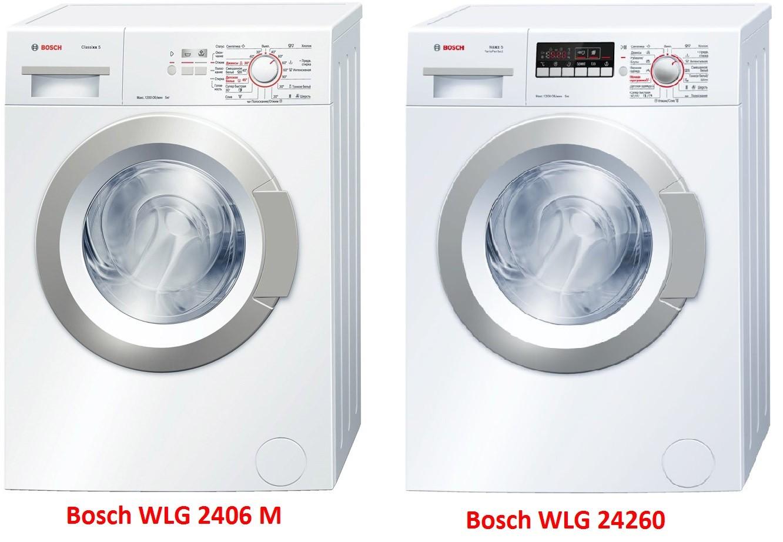 Bosch WLG 2406 M Bosch WLG 24260