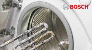 Стиральная машина Bosch не греет воду — что делать