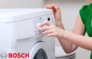 Как пользоваться стиральной машинкой Бош