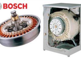 Модели стиральных машин Бош с прямым приводом