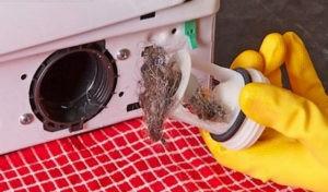Как почистить фильтр в стиральной машине Bosch