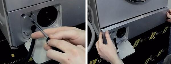 замена манжеты на стиралке LG_6