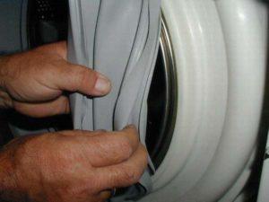 Как заменить манжету на стиральной машине Аристон