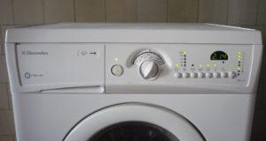 Обзор узких стиральных машин Электролюкс