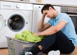 Не отжимает стиральная машина Аристон