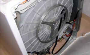 Слетает ремень на стиральной машине Индезит