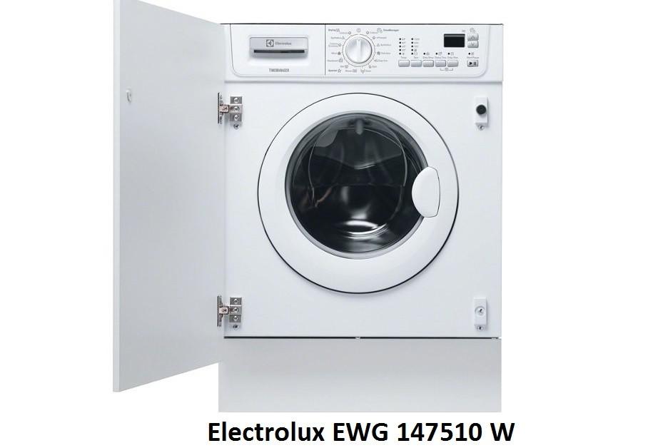 Electrolux EWG 147510 W
