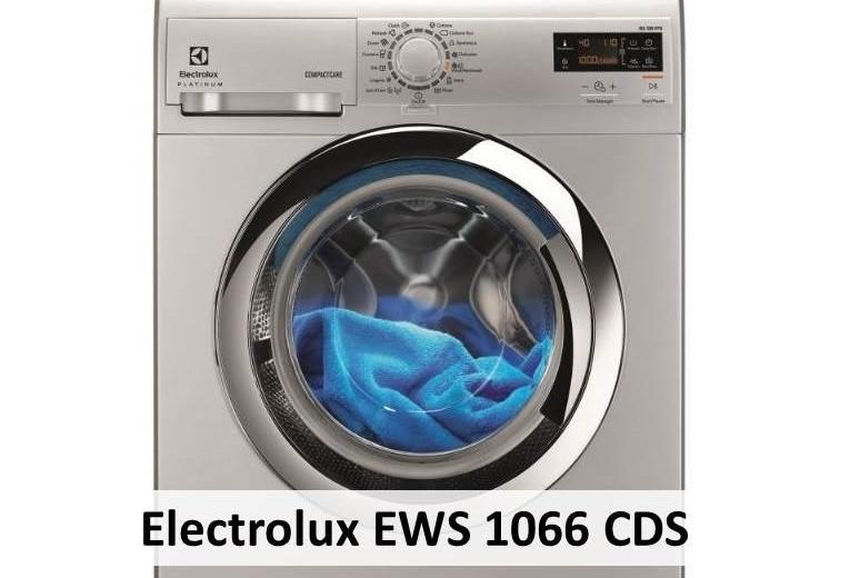Electrolux EWS 1066 CDS