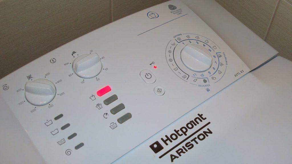 Hotpoint-Ariston AVTL 83