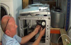 Как заменить сливной шланг в стиральной машине Самсунг
