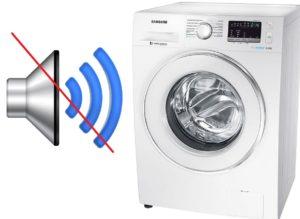 Как отключить звук на стиральной машине Самсунг