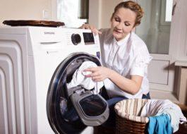 Обзор стиральной машины Самсунг с дозагрузкой белья