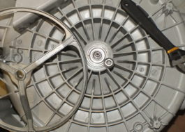 Как заменить барабан на стиральной машине Индезит