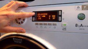 Тестовый сервисный режим стиральной машины Самсунг