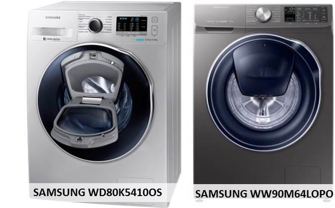 SAMSUNG WD80K5410OS WW90M64LOPO