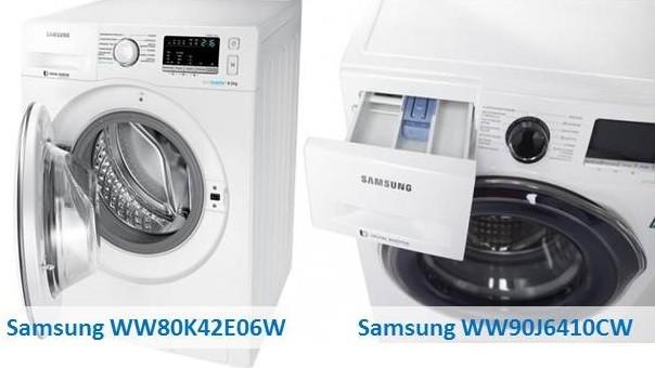 Samsung WW80K42E06W Samsung WW90J6410CW