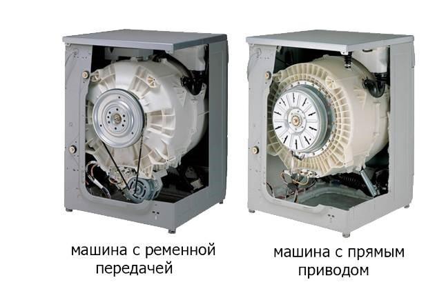 отличия машинок с инверторным мотором от обычных