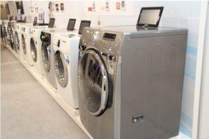 стиральные машины LG и Samsung с инверторами