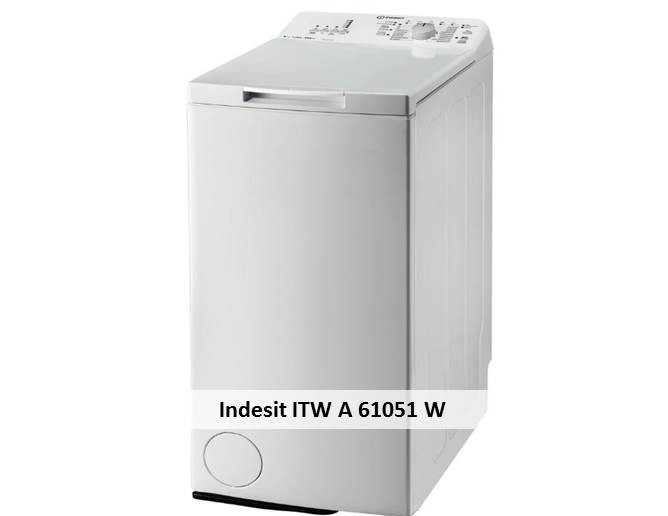 Indesit ITW A 61051 W
