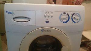 Разборка стиральной машины Ardo