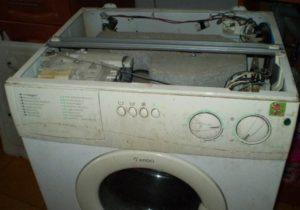 разбираем стиральную машину Ардо