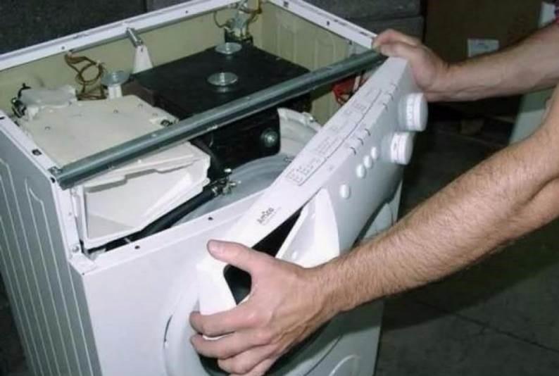 разбираем стиральную машину Беко