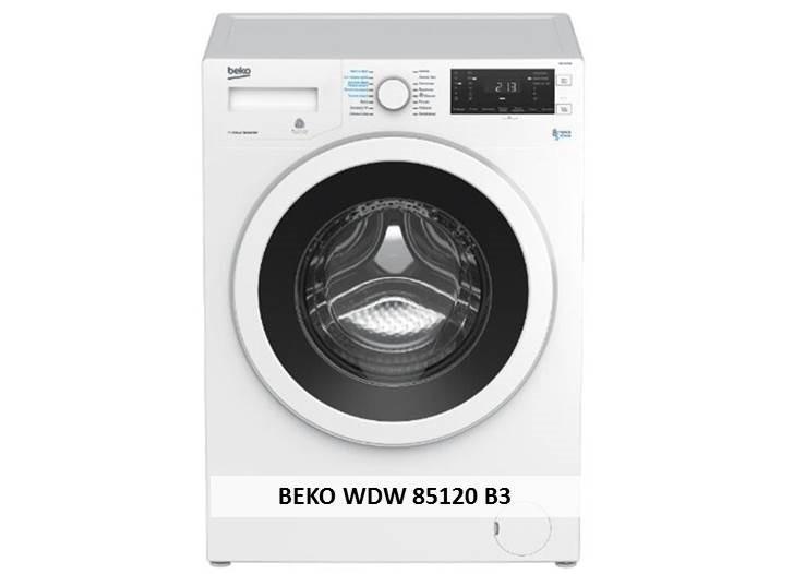 BEKO WDW 85120 B3