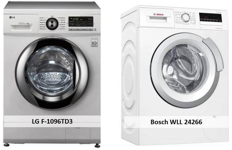 Bosch WLL 24266 LG F-1096TD3