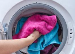 Как стирать полотенце в стиральной машине, чтобы оно было мягким?