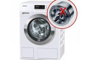 Плохо крутится барабан в стиральной машине