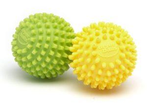 повышаем качество стирки с помощью мячиков