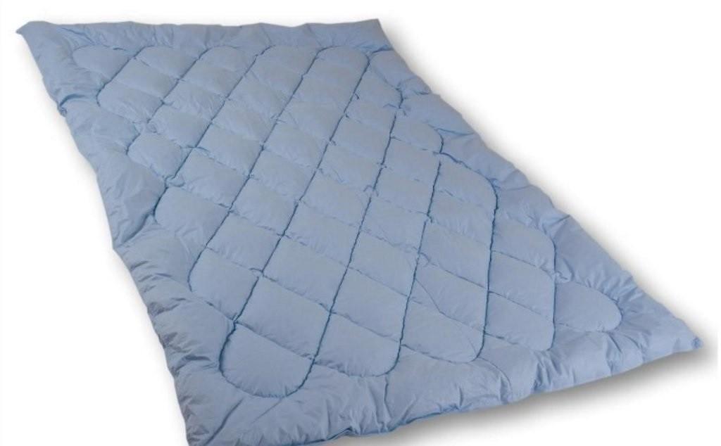 расстелите одеяло на горизонтальной поверхности в проветриваемом месте не под прямыми солнечными лучами