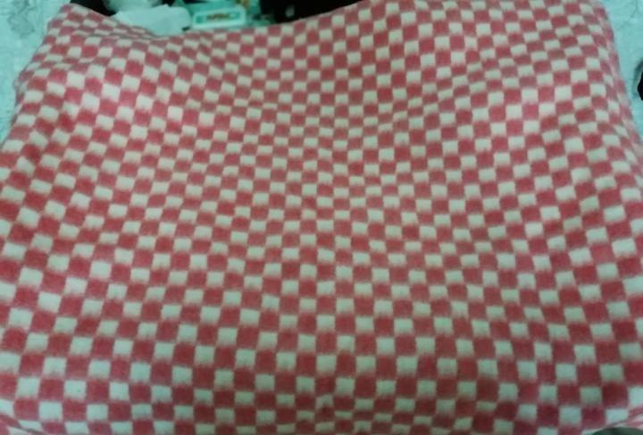 сушите одеяло в горизонтальном положении