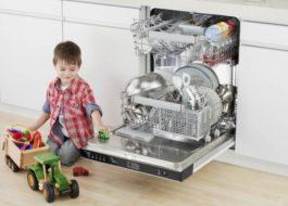 Как выбрать посудомоечную машину для детского сада