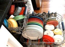Как правильно мыть посуду в посудомоечной машине?