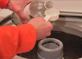 Можно ли добавлять уксус в стиральную машину автомат при стирке?