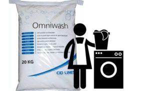 Обзор профессиональных стиральных порошков