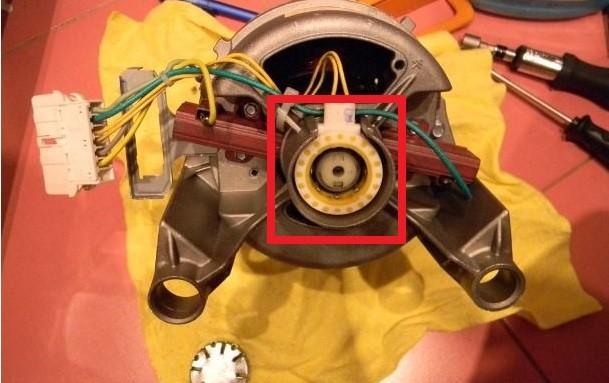 Проверка таходатчика стиральной машины