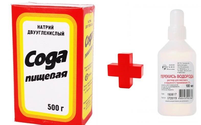 ингредиенты для домашнего усилителя порошка