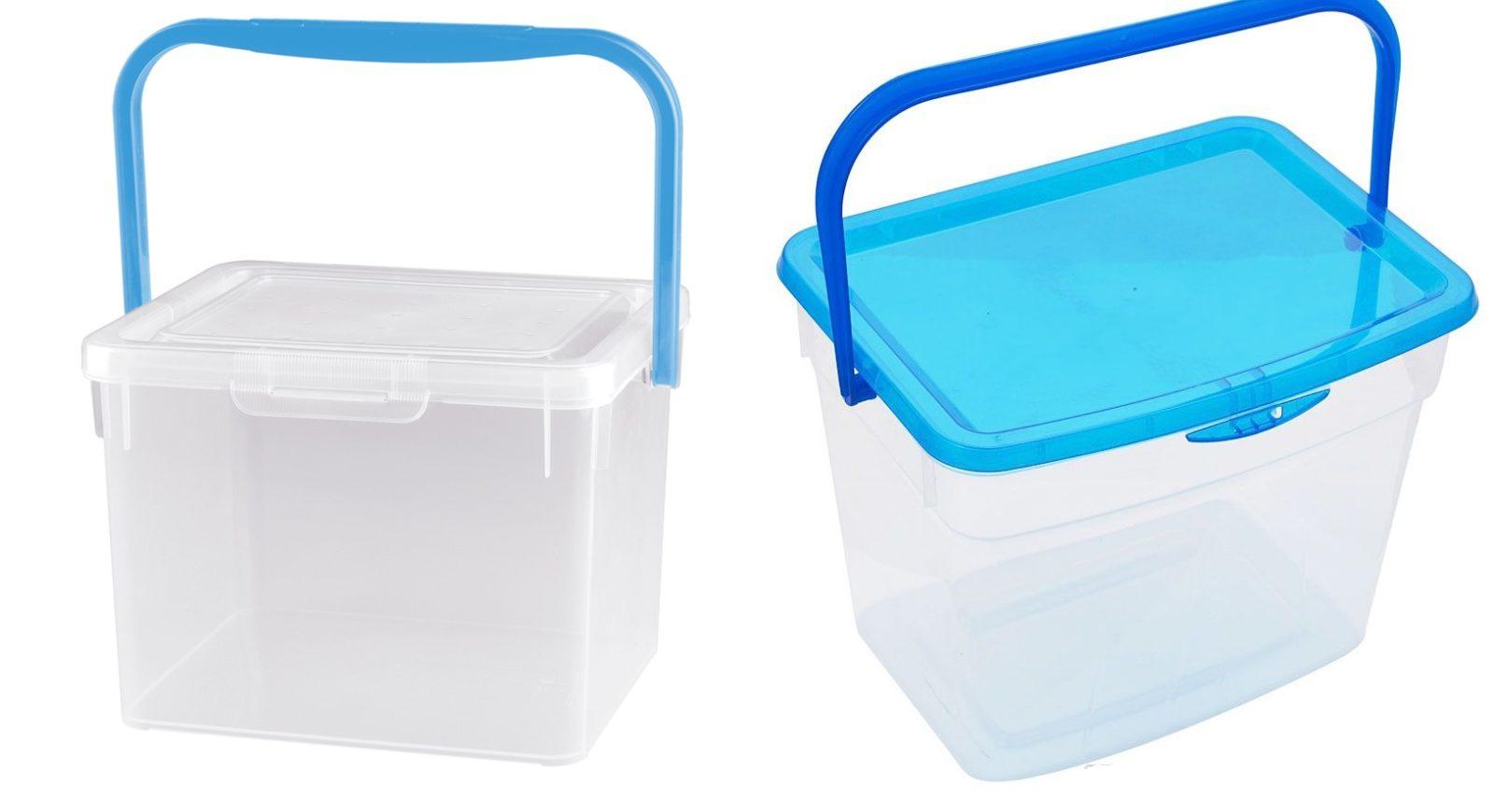 контейнеры для стирального порошка