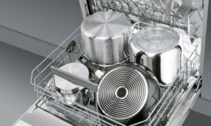 посудомойка моет идеально